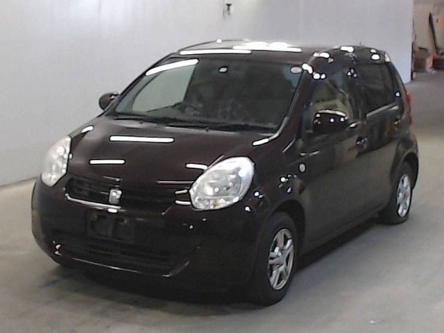Import and buy TOYOTA PASSO 2014 from Japan to Nairobi, Kenya