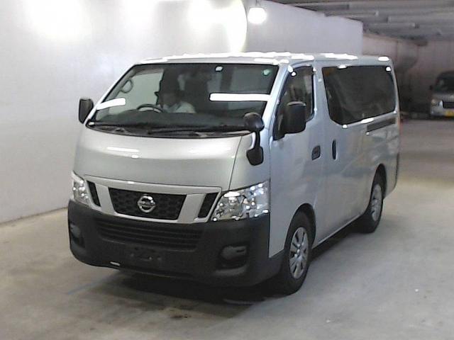 Import and buy NISSAN CARAVAN VAN 2016 from Japan to Nairobi, Kenya