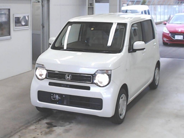 Import and buy HONDA N WGN 2021 from Japan to Nairobi, Kenya