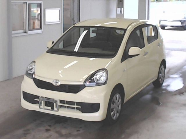 Import and buy TOYOTA PIXIS EPOCH 2016 from Japan to Nairobi, Kenya