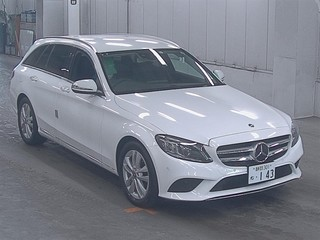 Import and buy MERCEDES BENZ C CLASS STATION WAGON 2019 from Japan to Nairobi, Kenya