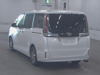 Import and buy TOYOTA ESQUIRE 2017 from Japan to Nairobi, Kenya