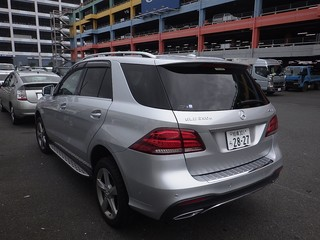 Import and buy MERCEDES BENZ M CLASS 2018 from Japan to Nairobi, Kenya