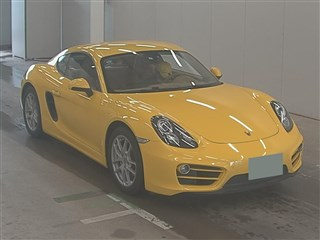 Import and buy PORSCHE CAYMAN 2013 from Japan to Nairobi, Kenya