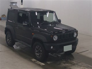 Import and buy SUZUKI JIMNY SIERRA 2018 from Japan to Nairobi, Kenya