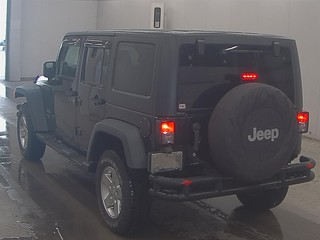 Import and buy JEEP WRANGLER UNLIMITED 2014 from Japan to Nairobi, Kenya