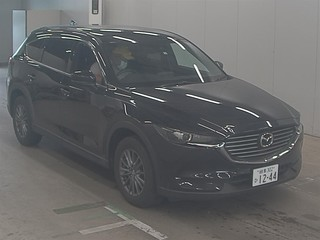 Import and buy MAZDA CX-8 2018 from Japan to Nairobi, Kenya