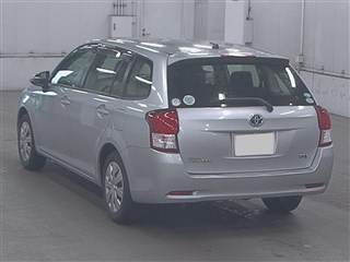 Import and buy TOYOTA COROLLA FIELDER 2014 from Japan to Nairobi, Kenya