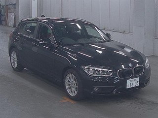 Import and buy BMW 1 SERIES 2016 from Japan to Nairobi, Kenya