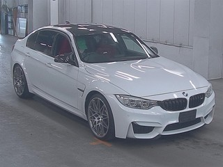 Import and buy BMW M3 2015 from Japan to Nairobi, Kenya