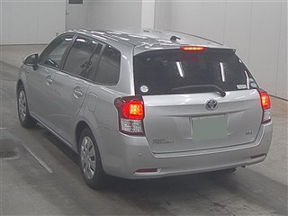 Import and buy TOYOTA COROLLA FIELDER 2013 from Japan to Nairobi, Kenya