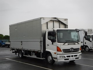 Import and buy HINO RANGER 2015 from Japan to Nairobi, Kenya