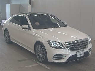 Import and buy MERCEDES BENZ S CLASS 2018 from Japan to Nairobi, Kenya