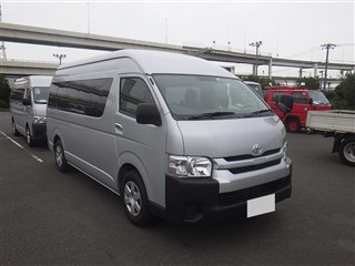 Import and buy TOYOTA HIACE 2019 from Japan to Nairobi, Kenya