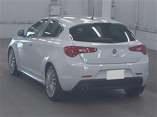 Import and buy ALFAROMEO GIULIETTA 2014 from Japan to Nairobi, Kenya