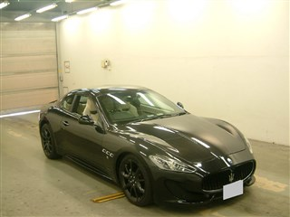 Import and buy MASERATI GTULIZMO 2014 from Japan to Nairobi, Kenya