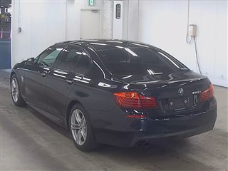 Import and buy BMW 5 SERIES 2015 from Japan to Nairobi, Kenya