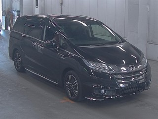 Import and buy HONDA ODYSSEY 2017 from Japan to Nairobi, Kenya