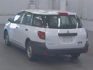 Import and buy MITSUBISHI LANCER VAN 2015 from Japan to Nairobi, Kenya