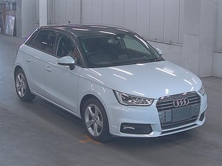 Import and buy AUDI A1 2017 from Japan to Nairobi, Kenya