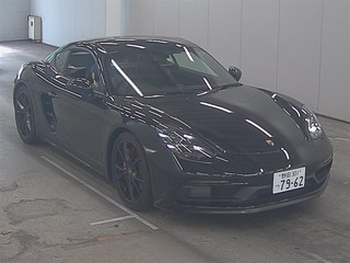 Import and buy PORSCHE 718 CAYMAN 2018 from Japan to Nairobi, Kenya