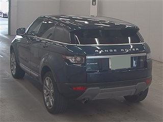 Import and buy LAND ROVER RANGE ROVER EVOQUE 2013 from Japan to Nairobi, Kenya