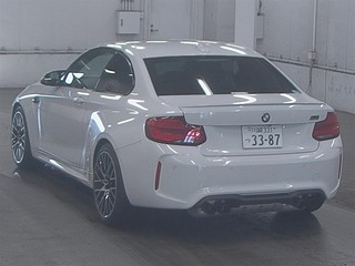 Import and buy BMW M2 2018 from Japan to Nairobi, Kenya