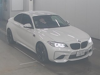 Import and buy BMW M2 2017 from Japan to Nairobi, Kenya