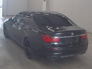 Import and buy BMW 7 SERIES 2015 from Japan to Nairobi, Kenya