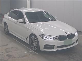 Import and buy BMW 5 SERIES 2017 from Japan to Nairobi, Kenya