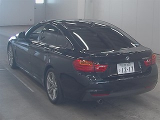Import and buy BMW 4 SERIES 2014 from Japan to Nairobi, Kenya