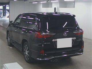 Import and buy LEXUS LX 2019 from Japan to Nairobi, Kenya