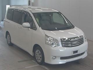 Import and buy TOYOTA NOAH 2013 from Japan to Nairobi, Kenya