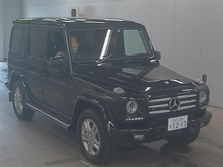 Import and buy MERCEDES BENZ G CLASS 2013 from Japan to Nairobi, Kenya