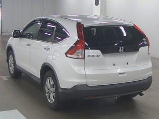 Import and buy HONDA CR-V 2013 from Japan to Nairobi, Kenya