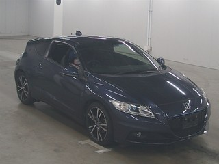 Import and buy HONDA CR-Z 2013 from Japan to Nairobi, Kenya