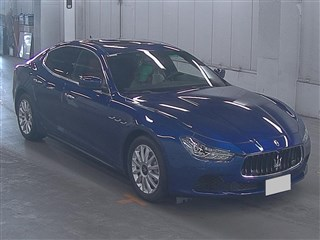 Import and buy MASERATI GHIBLI 2016 from Japan to Nairobi, Kenya
