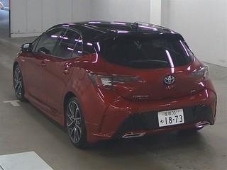 Import and buy TOYOTA COROLLA SPORT 2019 from Japan to Nairobi, Kenya