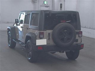Import and buy JEEP WRANGLER UNLIMITED 2018 from Japan to Nairobi, Kenya
