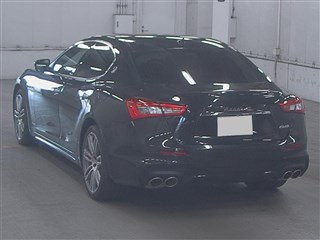 Import and buy MASERATI GHIBLI 2017 from Japan to Nairobi, Kenya