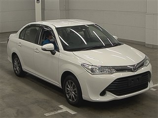 Import and buy TOYOTA COROLLA AXIO 2017 from Japan to Nairobi, Kenya