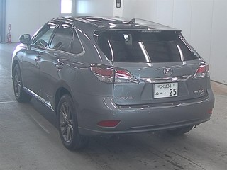 Import and buy LEXUS RX 2013 from Japan to Nairobi, Kenya