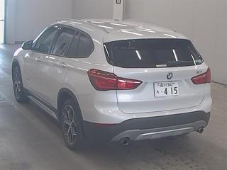 Import and buy BMW X1 2015 from Japan to Nairobi, Kenya