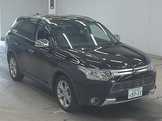 Import and buy MITSUBISHI OUTLANDER 2014 from Japan to Nairobi, Kenya