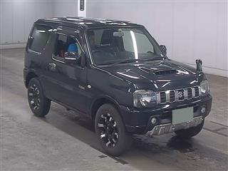 Import and buy SUZUKI JIMNY 2013 from Japan to Nairobi, Kenya