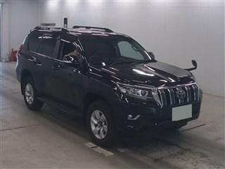 Import and buy TOYOTA LAND CRUISER PRADO 2018 from Japan to Nairobi, Kenya