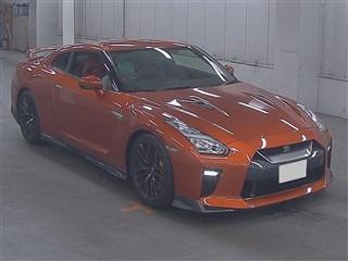 Import and buy NISSAN GT-R 2017 from Japan to Nairobi, Kenya