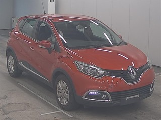 Import and buy RENAULT CAPTUR 2015 from Japan to Nairobi, Kenya