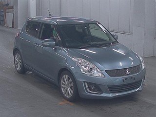 Import and buy SUZUKI SWIFT 2015 from Japan to Nairobi, Kenya