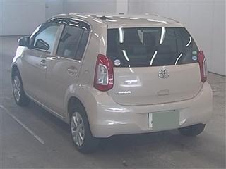 Import and buy TOYOTA PASSO 2014 from Japan to Nairobi, Kenya